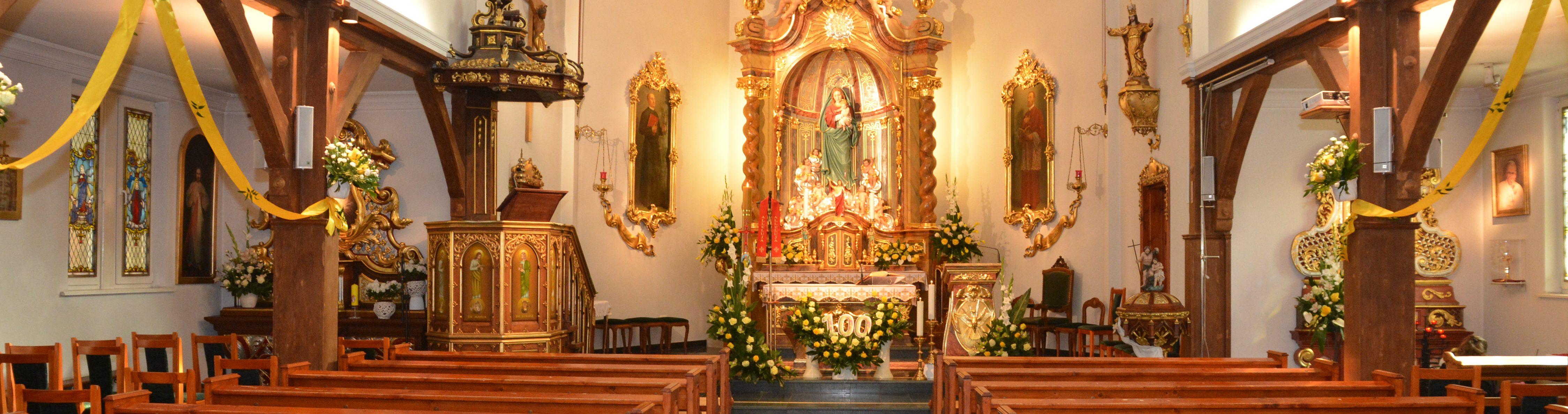 Parafia p.w. Najświętszej Maryi Panny Matki Pocieszenia we Wrocławiu